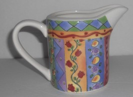 Sango Sweet Shoppe Creamer Sue Zipkin Retired Cherry Sunday Pattern #0919 - $10.39