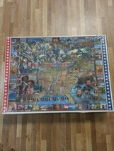 White Mountain Puzzles  THE CIVIL WAR 1000 Piece Jigsaw Puzzle 24 x 30 brand new - $21.84