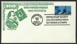 World War II 50th Anniv., Bonds & Stamps [2] **ANY 4=FREE SHIPPING** - $1.00