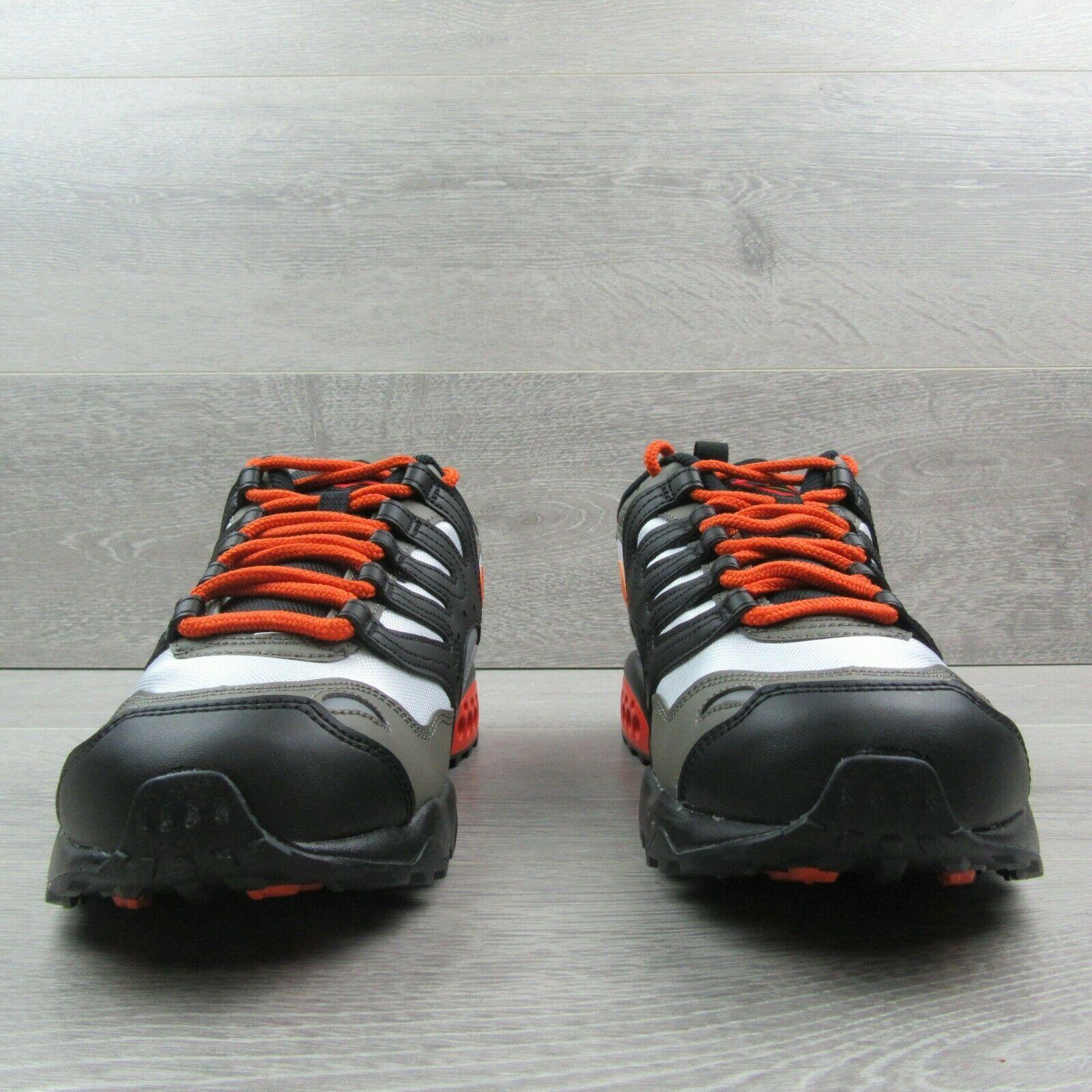 Nike Air Terra Humara Mens Lifestyle Trail Shoes Grey Orange Black AO1545 003