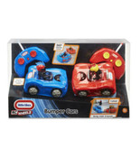 Little Tikes RC Bumper Cars Set of 2 Red,Blue - $49.49