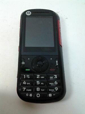 Motorola Model VE440 Black and Red Bar Cell Phone image 9