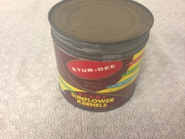 Stur-dee sunflower kernels can - $15.00