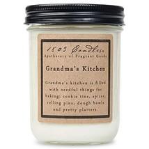 1803 Candles - 14 oz. Jar Soy Candles - Grandmas Kitchen - $27.80