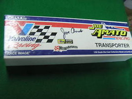 ERTL Joe Amato with AUTOGRAPH 1:64 Transporter...................SALE - $21.78