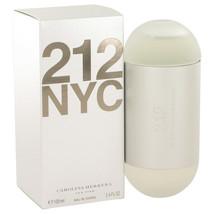 212 by Carolina Herrera 3.4 oz / 100 ml EDT Spray  Perfume for Women New in Box - $66.88