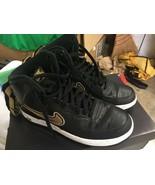 Nike Air Force 1 High '07 LV8 Sport - SIZE 8.5 AV3938-001 Gold White Hi ... - $72.55