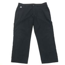 Adidas Golf Pants Mens Size 40 CLIMALITE Slacks 3-Stripe Athleisure Stra... - $27.33