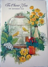 Vintage Ambassador Cards To Cheer You On Mother's Day 1960s - $2.99