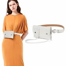 Leather Fanny Packs For Women Waist Pack Bum Bag Pouch Phone Pocke Belt - $18.19