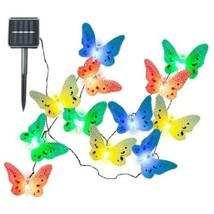 [12 LED 2 modes]Fée Guirlande lumineuse solaire Extérieur Imperméable Mo... - $27.46