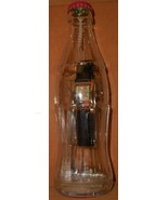 """Mens Coca~Cola Wristwatch NOS w/50's Style Serving Tray Picture """"Lady w/... - £7.95 GBP"""