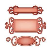 Spellbinders Shapeabilities Fancy Tags #S4-235 image 1