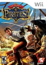 NEW  Sid Meier's Pirates! - Nintendo Wii - $29.69