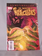 Marvel 118 Secret Invasion The Incredible Hercules, Pak Van Lente Sandov... - $2.53