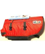 Outward Hound Pup Saver Ripstop Dog Orange Splash Life Jacket Fit XL New - $39.59