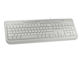 Microsoft Wired 600, White keyboard USB - $40.12