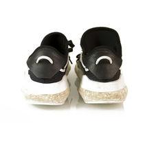 Y-3 Adidas Yohji Yamamoto Kusari Black White Sole Sneakers Trainers shoe US 6.5  image 5
