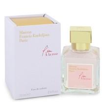 Maison Francis Kurkdjian L'eau A La Rose Perfume 2.4 Oz Eau De Toilette Spray image 1