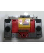 Vintage Transformers Autobot Blaster G1 Hasbro 1984 Boombox Hasbro - $34.64