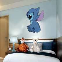 Stitch, Lilo and stitch 3D Window Decal WALL STICKER Home Decor Art Mural - $6.92+