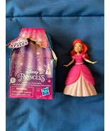 Disney Princess Secret Styles Mini Figures Ariel *NEW/OPENED* gg1 - $8.99