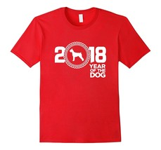 New Shirts -Giant Schnauzer 2018 Year Of The Dog New Year T-Shirt v1 Men - $19.95+