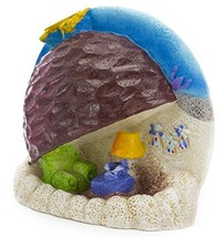 Spongebob Squarepants Aquarium Ornament, 2-1/2 by 2-3/4 by 1-Inch - $15.27