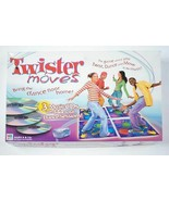 CLASSIC TWISTER MOVES GAME TWIST DANCE MOVE ACTIVITY TOY KIDS ADULT FUN - $11.87