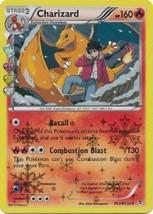 Pokemon Charizard RC5/RC32 Generations Near Mint Holo Uncommon Reverse XY - $3.94