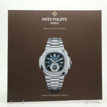 "30x29"" Patek Philippe Geneve Nautilus Chronograph Watch Poster Advertising Sign image 1"