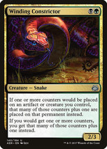 MTG x4 Winding Constrictor Aether Revolt Uncommon Multi NM/M SKU#189 - $1.65