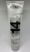 Redken Curl Wise 14 Curl Defining Cream For Coarse Hair - 5 oz - $35.00