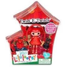 Mini Lalaloopsy Doll - Twist E Twirls [Toy] - $30.00