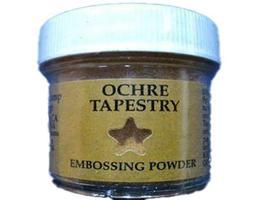 PSX Embossing Powder Ochre Tapestry #S115