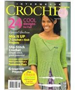 Back Issue Interweave Crochet Magazine Fall 2010 - $7.99