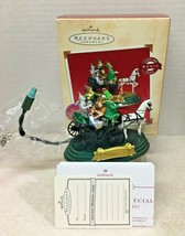 2002 Horse of a Different Color Magic Hallmark Christmas Tree Ornament M... - $44.55
