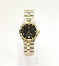 BELAIR Unisex Swiss Quartz Movement Brushed Stainless Steel Gold Plated Watch - $350.00