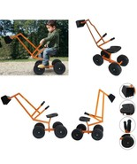 HEAVY DUTY KID RIDE-ON SAND DIGGER DIGGING EXCAVATOR - $94.78
