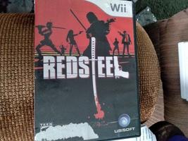 Nintendo Wii Red Steel (no manual) image 1