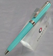 Sheaffer Prelude Mini Gloss Turquoise Ballpoint Pen  - $49.50
