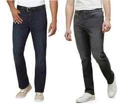 Kenneth Cole York Men's Straight Fit Jean,Variety - $19.99