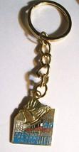 Gubelin Luzern Keychain - Lucerne Swiss Switzerland Europe Souvenir Gold... - $19.79