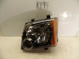 OEM HEADLIGHT HEAD LIGHT LAMP HEADLAMP NISSAN XTERRA BLACK 08-15 LH mino... - $59.40