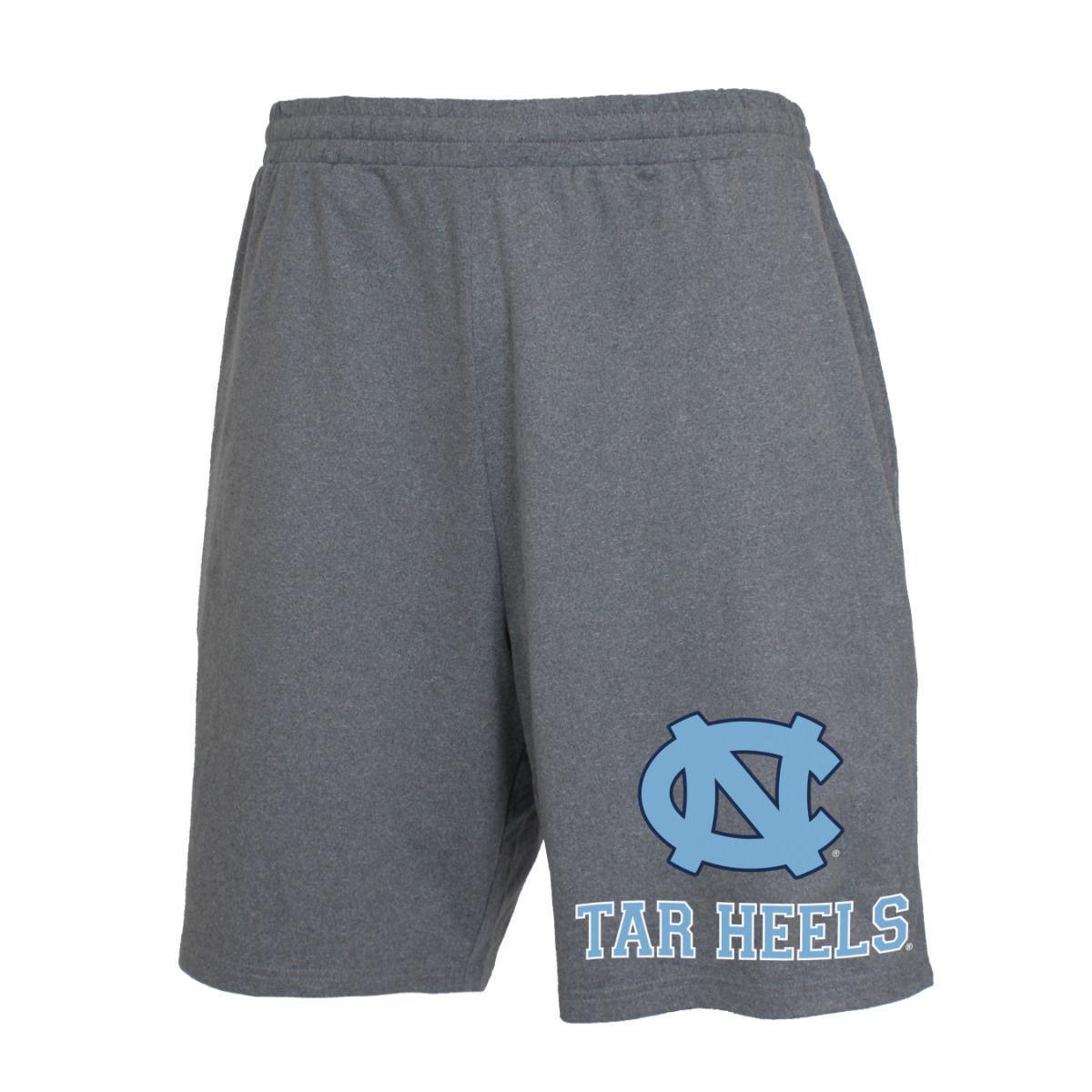 UNC Tar Heels Men's Tactic Jam Shorts Knit Casual Lounge Short Pockets