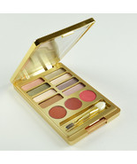 Estee Lauder Eyeshadow & Lipstick Palette w/Tiger Eye, Rose Tea & Pink P... - $21.98