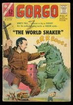 GORGO #19 1964-WORLD SHAKER-MGM-CHARLTON-Montes & Bache FR/G - $9.70