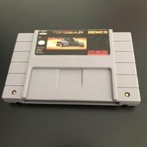 Top Gear Tested! Super Nintendo Snes, 1991 - $9.49