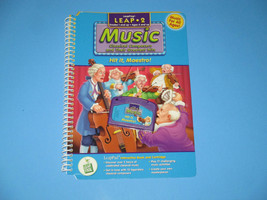 Leap Pad Interactive Laep 2 Music Hit it, Maestro! Book & Cartridge - $5.00