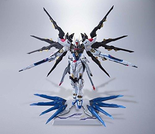 "Bandai Tamashii Nations Strike Freedom Gundam ""Gundam Seed"" Action Figure"